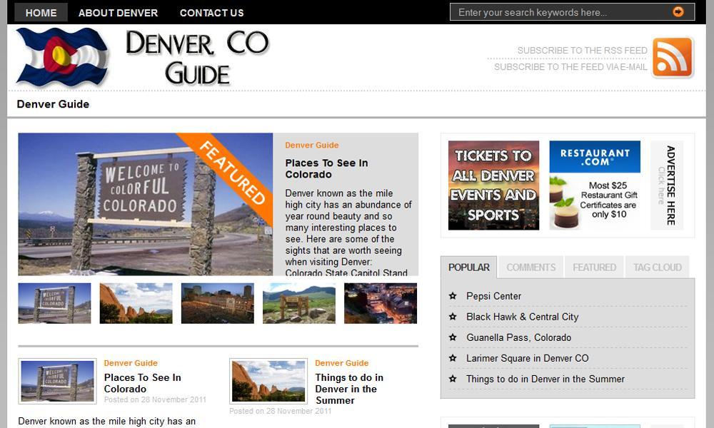 DenverCOGuide.com