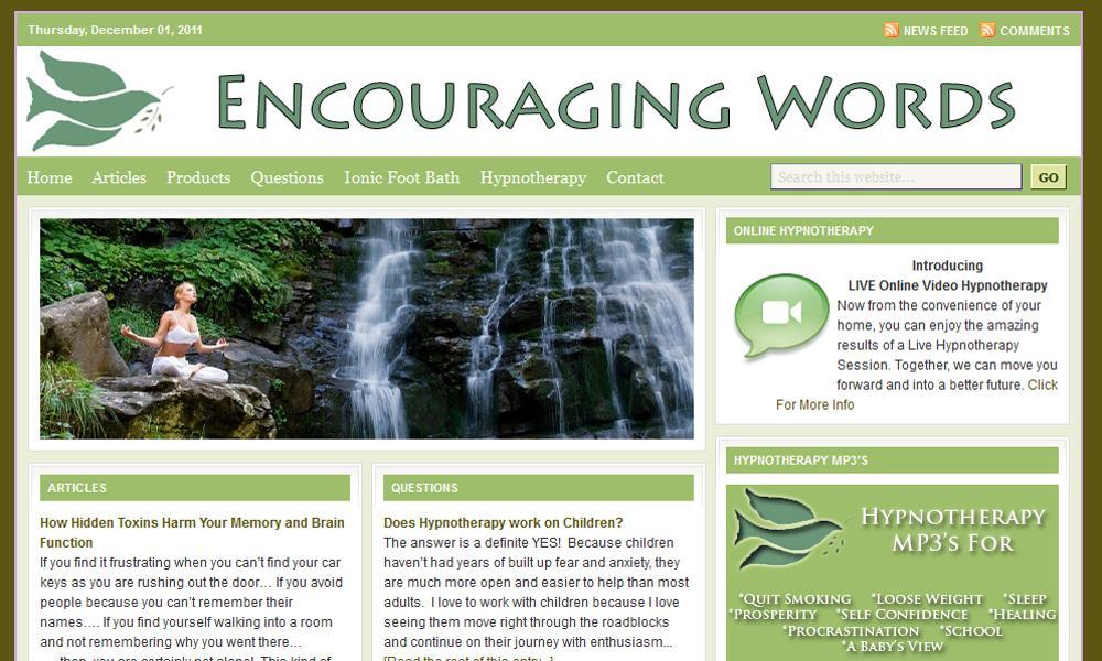 EncouragingWords.com