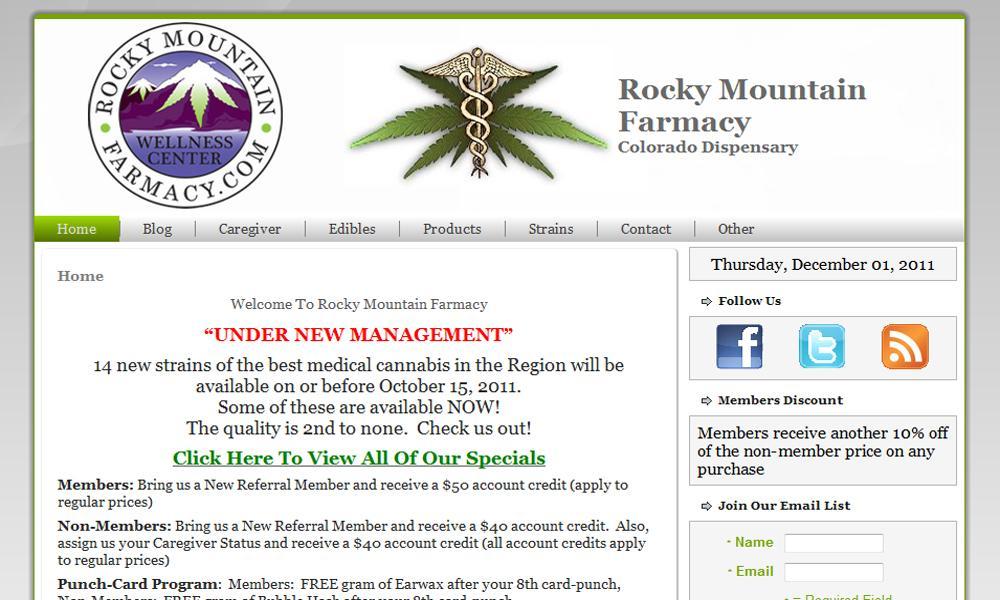 RockyMountainFarmacy.com