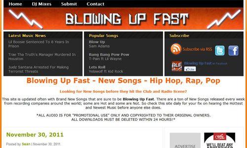 BlowingUpFast-Screenshot