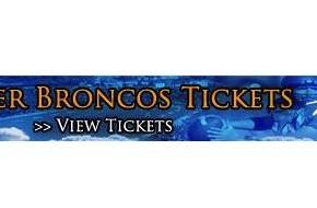 Denver Broncos Banner Ad