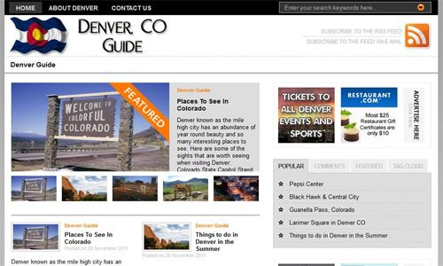 denver co guide cheap web design graphic design seo