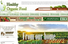 Healthy And Organic Food