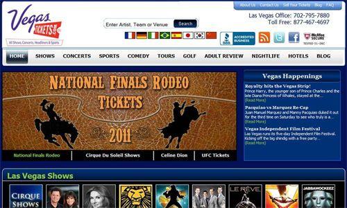 VegasTickets-Screenshot