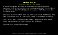 joinacn.net screenshot