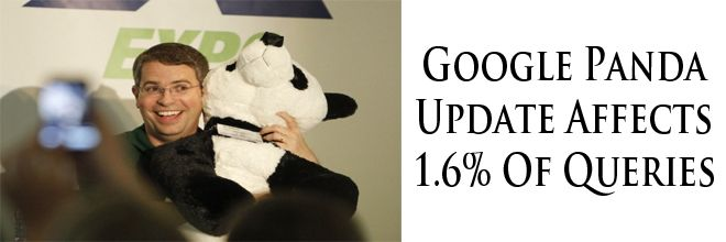 Google Panda Update March 2012