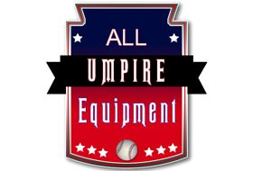 All Umpire Equipment Logo