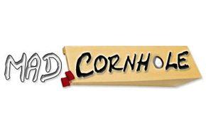 Mad Cornhole Logo