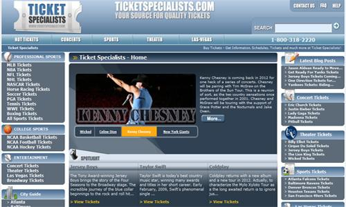 ticketspecialists.com